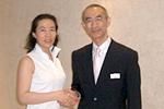 左から:大竹道子さん、福島正伸さん